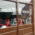 Window graphics Walsall