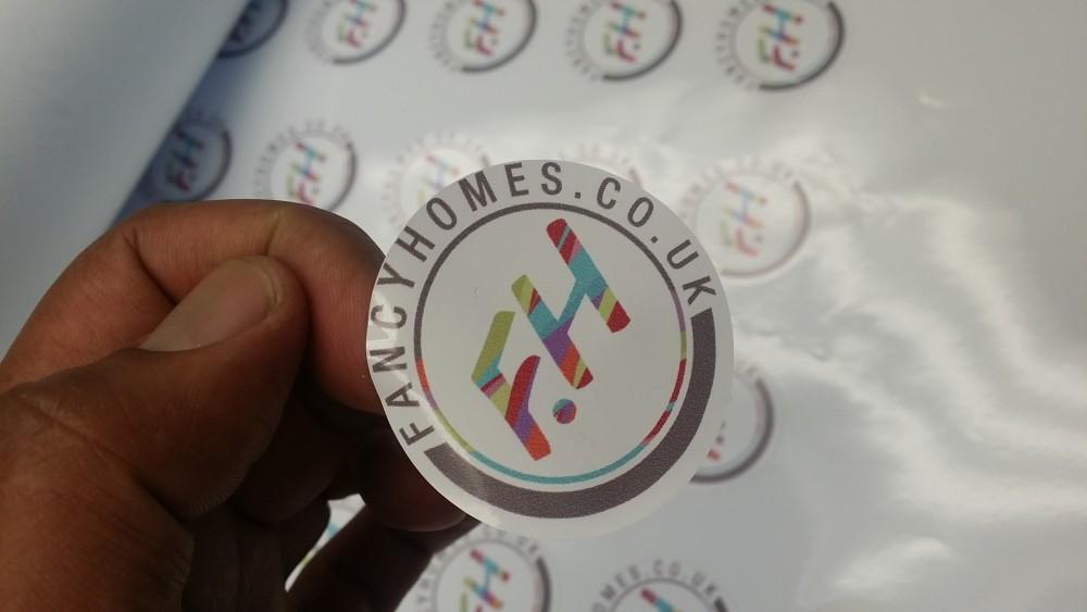 Birmingham Vinyl Stickers