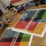 Birmingham Large format vinyl printing