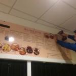 Birmingham cafe signbsignboard