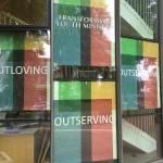 Birmingham Exhibition banner printing