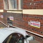 Birmingham Parking Signs