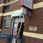 Birmingham Shop Sign Box