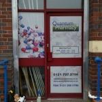 Window Graphics for Pharmacy