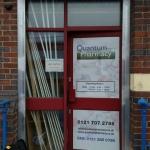Birmingham Shop Door Sign