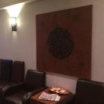 Wallpaper for a restaurant in Gloucester
