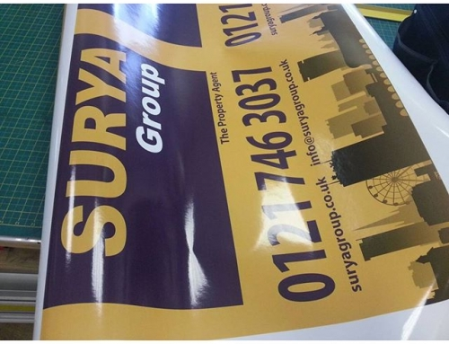 Another PVC Banner Designed and printed @bigprintbirmingham #printingbirmingham #bigprintbham #pvc #pvcbanner #largeformatprint #outdoorbanner