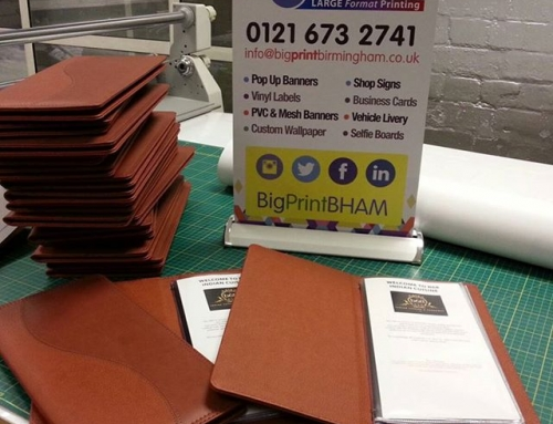 Leather Restaurant menu's. Please like and share #bigprintbirmingham #printingbirmingham #bigprintbham #menudesign #resturantartwork