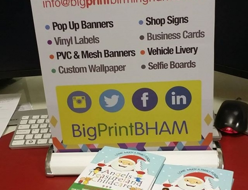 Contact me if you still need banners for your Christmas promotions. Please like and share #bigprintbirmingham #printingbirmingham #bigprintbham #christmaspromos