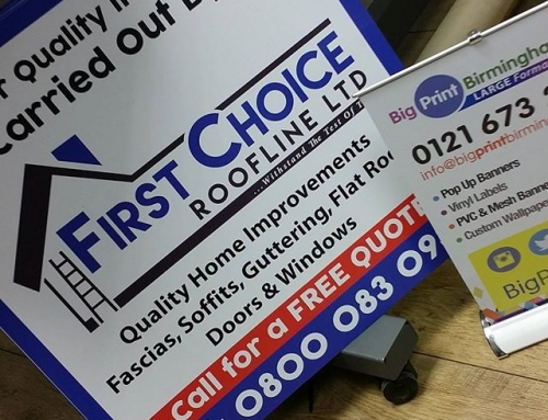 Correx boards designed and printed by us #bigprintbirmingham #printingbirmingham #bigprintbham #correxboards #toletsigns #signboards