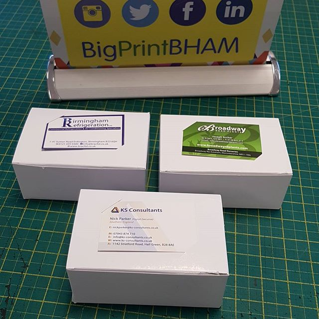 Business cards ready for collection to order yours call me on business cards ready for collection to order yours call me on 07702153393 bigprintbirmingham printingbirmingham signmaker signs birmingham windowart reheart Images
