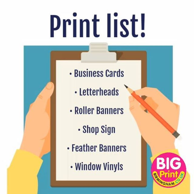 Call me if you require the following business cards letterheads following business cards letterheads roller banners shop signs feather banners window vinylswhatsapp or call me on 07702153393 big print birmingham reheart Images