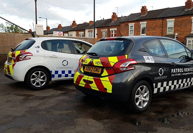 2 Peugeot 208 Car Livery Applied To Both Carlivery