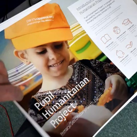 20pp Brochure printing for @pennyappeal To place your order whatsapp me: Mak of Big Print Birmingham on 07702153393 Or use this whatsapp link from your mobile: https://wa.me/447702153393