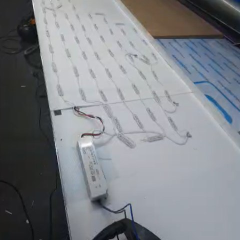 Led test To order your signboard message Mr Big Print If at all possible PLEASE whatsapp me : https://wa.me/447702153393