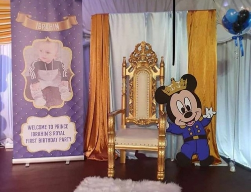 Roller Banner & Mickey Mouse cutout, produced for @elite_events__ Check her out. To place an order If at all possible PLEASE whatsapp me on 07702153393