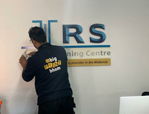 Flat cut raised wall plaque for @rsforkliftstraining To place an order for a flat cut raised wall logo, If at all possible PLEASE whatsapp me on 07702153393
