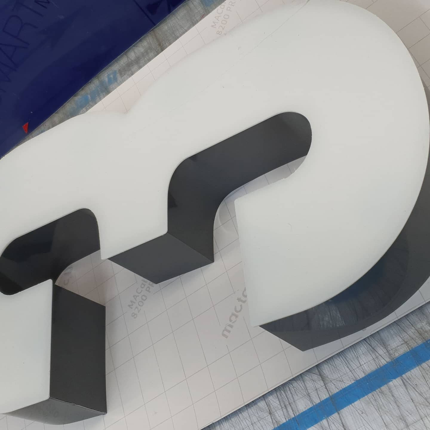 3D Letter fabrication. To place an order for 3D letters, If at all possible PLEASE whatsapp me on 07702153393