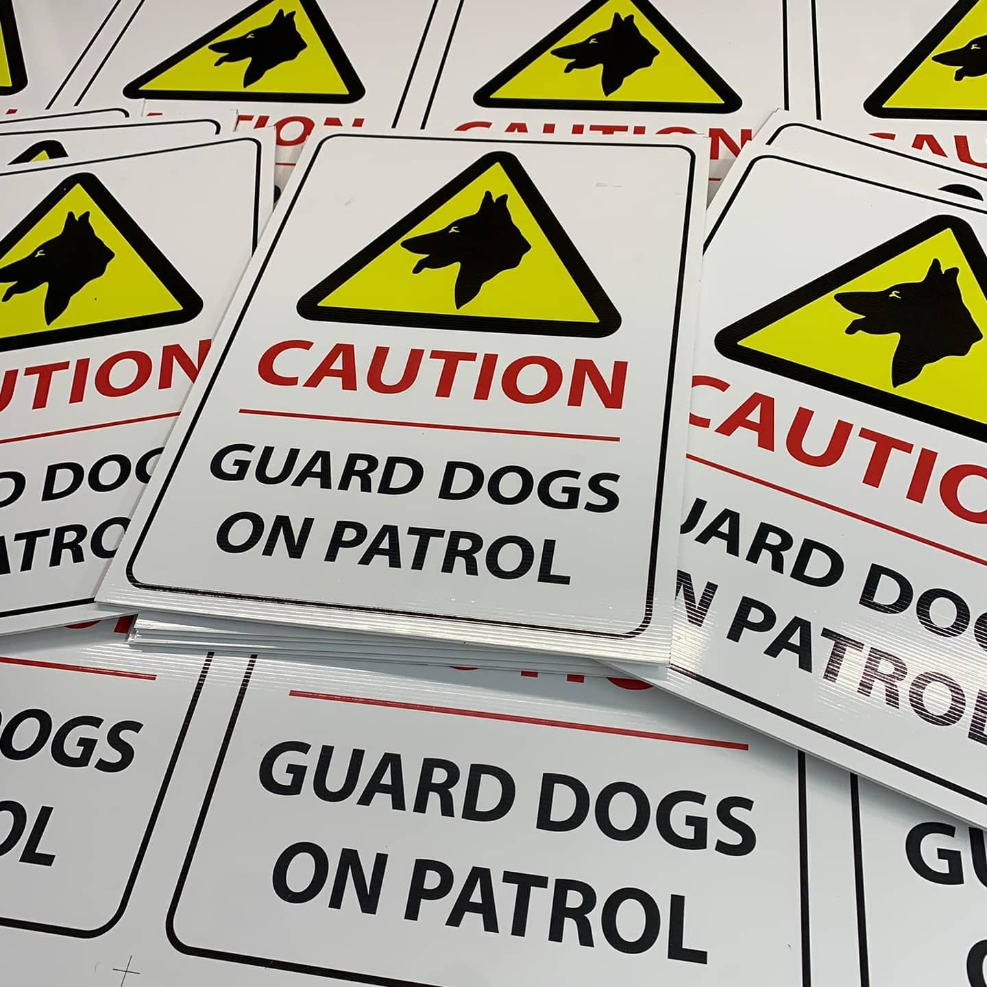 Caution  signs To place an order If at all possible PLEASE whatsapp me on 07702153393